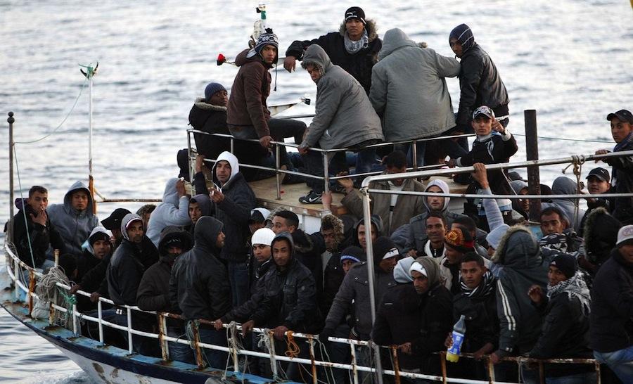 Ο μεγαλύτερος αριθμός παράνομων μεταναστών στο Αιγαίο. 1000 μέσα σε τρεις ημέρες