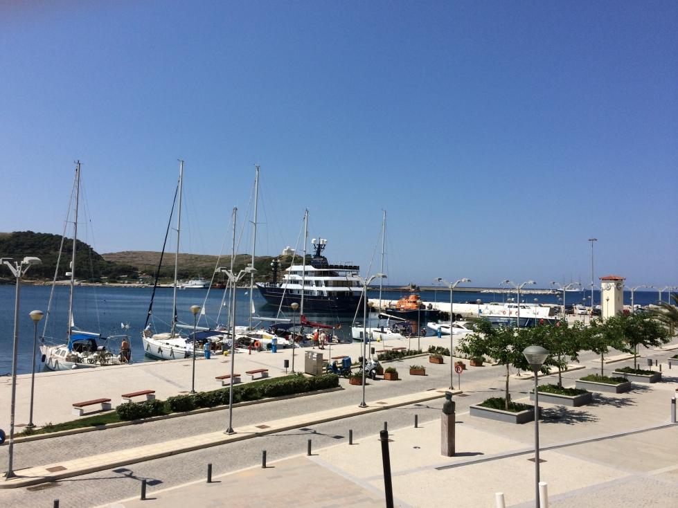 Αναφορά προς τον Υπουργό Ναυτιλίας για αλλαγές στα δρομολόγια από Λήμνο προς Βόρεια Ελλάδα