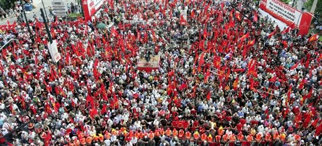 Λαϊκό γλέντι του ΚΚΕ στον Κάσπακα, στα πλαίσια της οικονομικής εξόρμησης του κόμματος